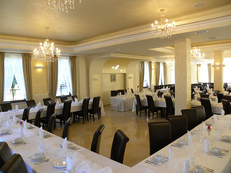 Sala Weselna Stoczek Łukowski Rosa ~ Galeria zdjęć  sala balowa, restauracja i hotel