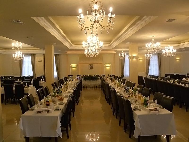 Sala Weselna Łuków Ul. Glinki ~ Galeria zdjęć  sala balowa, restauracja i hotel